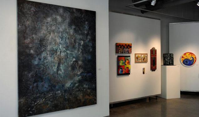 FACULTY EXHIBITION: RECENT WORK BY JOHANNA WARWICK & LESLIE FRIEDMAN