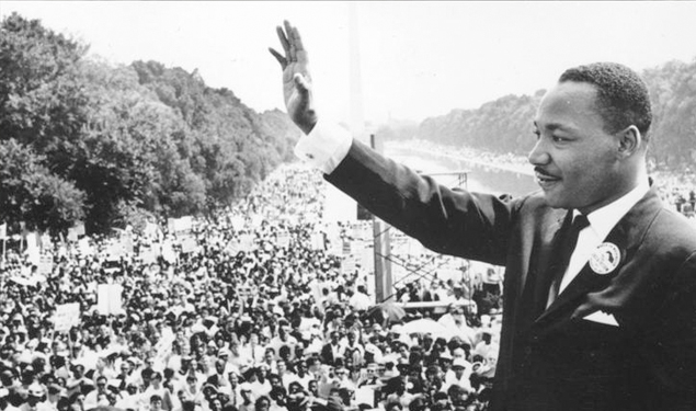 MARTIN LUTHER KING MARCH