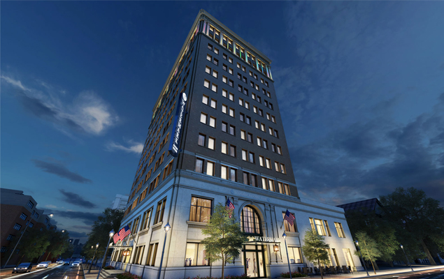 New Hotel Downtown Baton Rouge