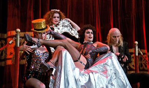 THE ROCKY HORROR PICTURE SHOW WITH SHADOWCAST