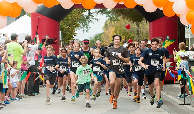 BORN TO RUN 1 MILE FUN RUN / 5K