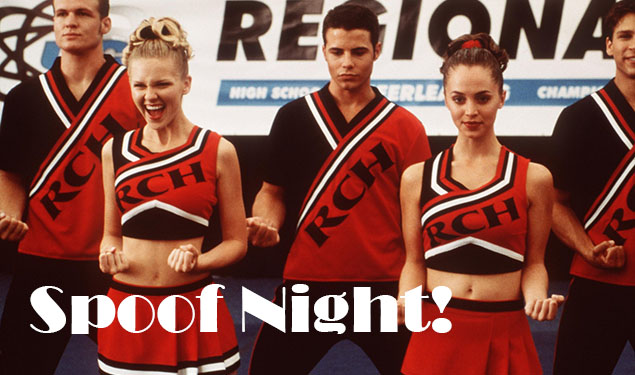 SPOOF NIGHT! WITH BRING IT ON