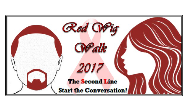 4TH ANNUAL RED WIG WALK