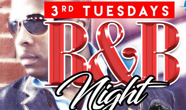 R & B NIGHT
