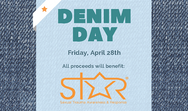 STAR'S DENIM DAY CAMPAIGN