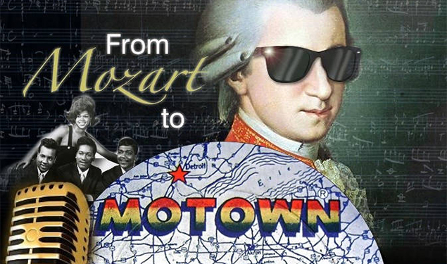FROM MOZART TO MOTOWN: A VOCAL EXTRAVAGANZA