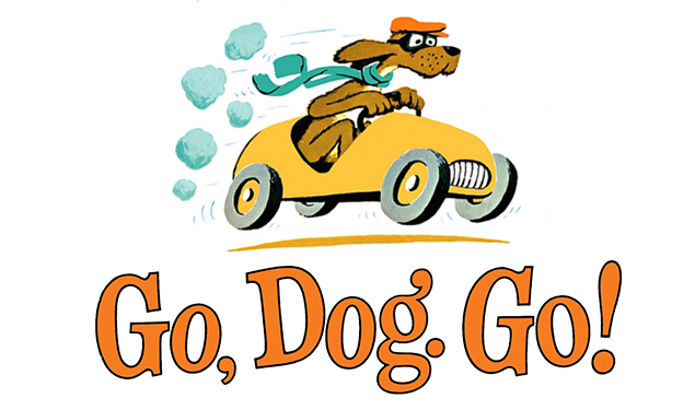 CHILDSPLAY THEATRE PRESENTS: GO DOG GO