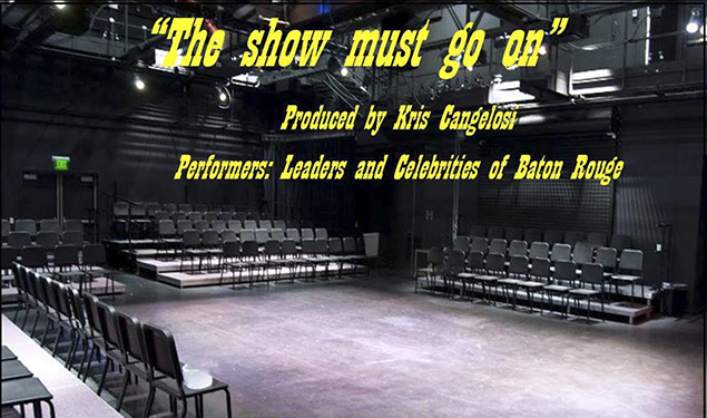 CANGELOSI DANCE PROJECT: THE SHOW MUST GO ON