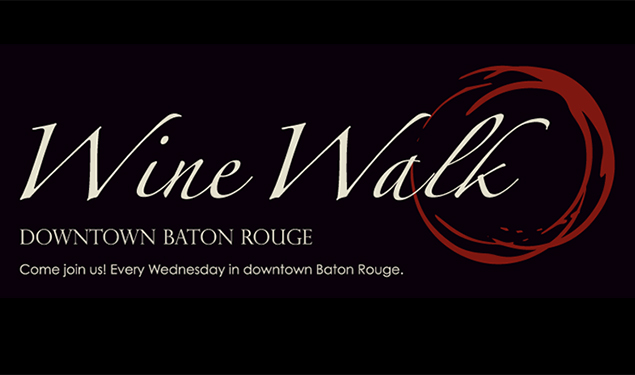 WINE WALK WEDNESDAY