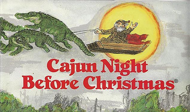 HOLIDAY FESTIVAL OF LIGHTS: CAJUN NIGHT BEFORE CHRISTMAS