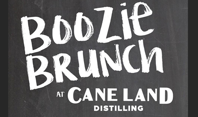 BOOZIE BRUNCH WITH FEAST & FLAME CATERING