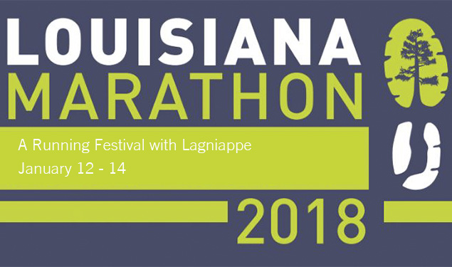 THE LOUISIANA 5K & QUARTER MARATHON