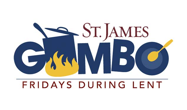 ST. JAMES GUMBO - FRIDAYS DURING LENT