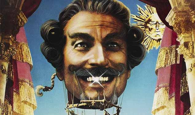 SURREAL FILM SHOWCASE WITH THE ADVENTURE OF BARON MUNCHAUSEN