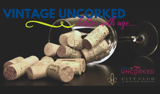 VINTAGE UNCORKED: CELEBRATING 10 YEARS OF CHARITY WITH CABERNET SAUVIGNON