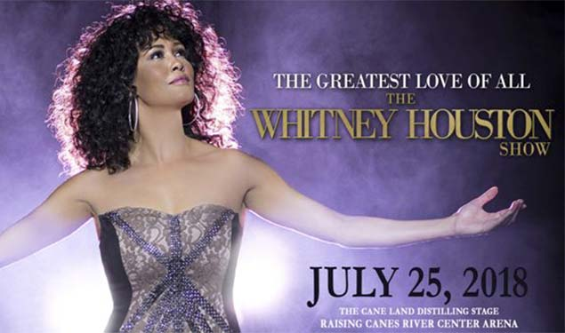 The Greatest Love Of All The Whitney Houston Show Starring Belinda