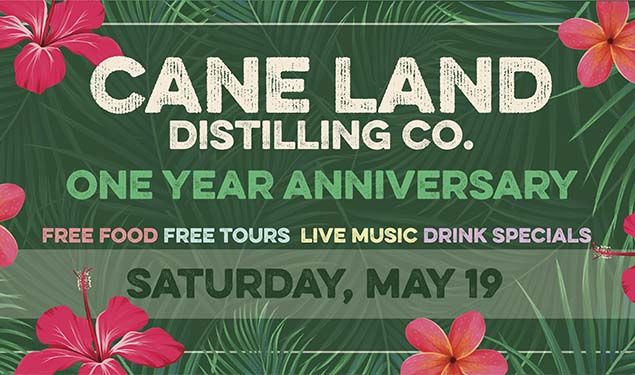 CANE LAND ONE YEAR ANNIVERSARY PARTY