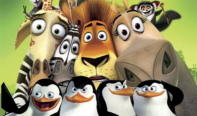 FILMS AT MANSHIP: MADAGASCAR (2005)