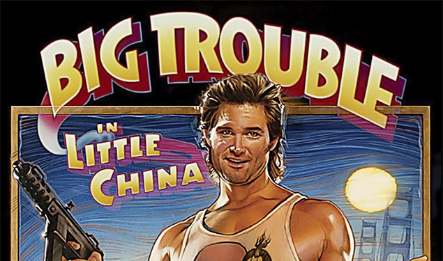 FILMS AT MANSHIP: BIG TROUBLE IN LITTLE CHINA (1986)