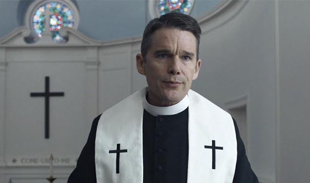 FILMS AT MANSHIP: FIRST REFORMED (2018)