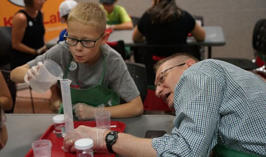 BASF KIDS' LAB: THE PHUN FACTOR