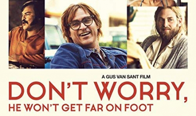FILMS AT MANSHIP: DON'T WORRY, HE WON'T GET FAR ON FOOT