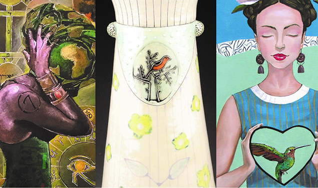 BATON ROUGE ARTS MARKET: 20TH ANNIVERSARY RECEPTION