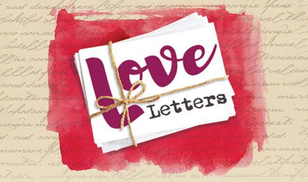 LOVE LETTERS AT THE OLD GOVERNOR'S MANSION