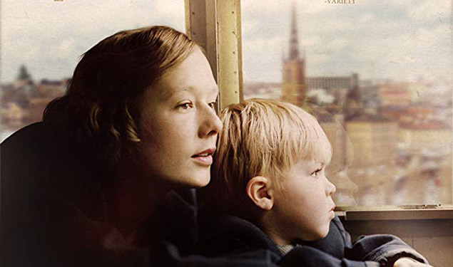 "EUROPEAN FILM MONTH PRESENTS BECOMING ASTRID ""UNGA ASTRID"" (SWEDEN)"