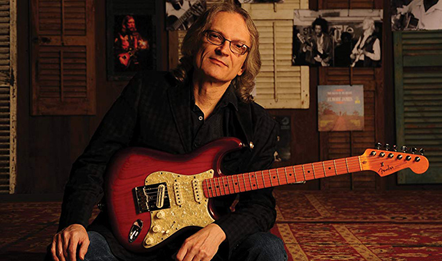 RED DRAGON SONGWRITERS SERIES PRESENTS: SONNY LANDRETH TRIO IN CONCERT