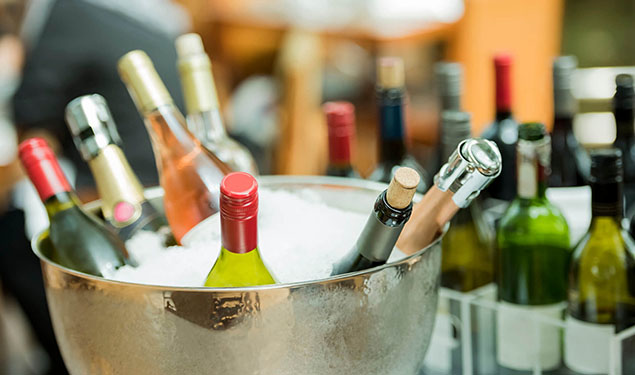 WINES FOR CHILLING...WINES FOR GRILLING