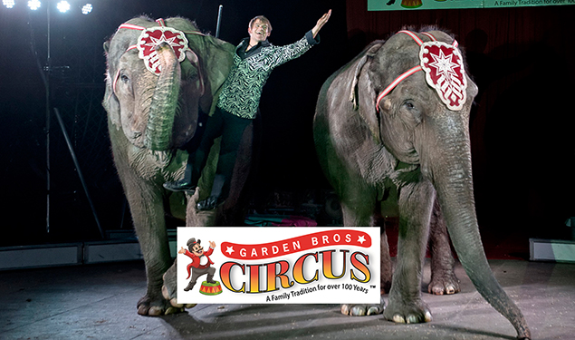 GARDEN BROS CIRCUS: THE MOST EPIC SHOW ON EARTH