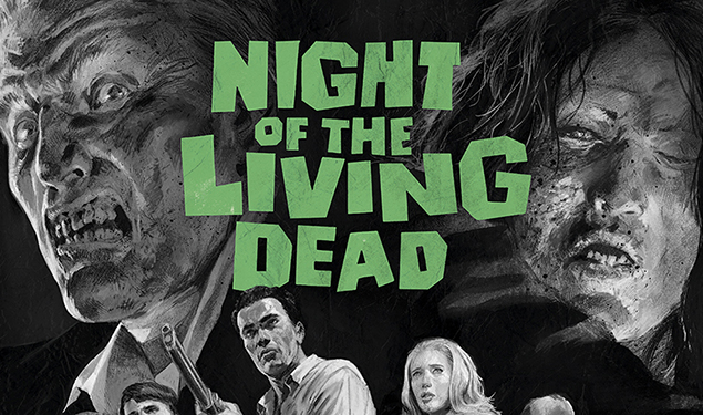 NIGHT OF THE LIVING DEAD  WITH LIVE SCORE FROM AMERICAN NATIVE
